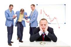 банкротство Стоковые Изображения