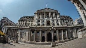 банк Англия london Стоковая Фотография RF