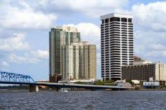 Банк Джексонвилл Флорида южный Стоковые Фотографии RF