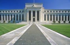 Банк Федеральной Резервной системы, Вашингтон, DC Стоковые Фотографии RF