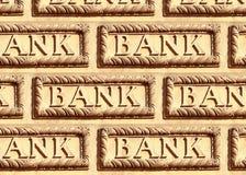 банк Стоковое Фото