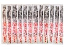 банк 50 предпосылок фунт стерлинга много примечаний стоковые фотографии rf