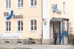Банк BB Стоковое фото RF