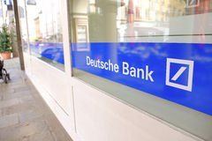 Банк Deutsche Стоковое Фото