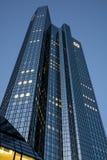 Банк Deutsche Стоковая Фотография