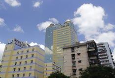 Банк minsheng Китая Стоковое Изображение RF