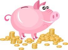 банк piggy бесплатная иллюстрация