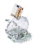 банк piggy Стоковое Фото
