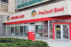 Банк ProCredit Стоковые Фото