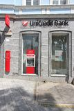 Банк Unicredit Стоковое Фото
