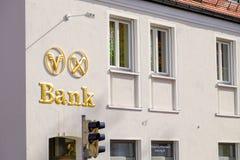 Банк VR Стоковое фото RF