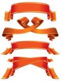 Баннеры Стоковые Изображения RF