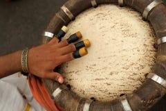 Барабанить Thaipusam Стоковые Фотографии RF
