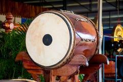 барабанит тайским Стоковое Изображение