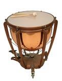 барабанит чайником Стоковая Фотография RF