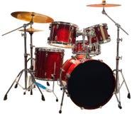 барабанчики выреза Стоковое Фото