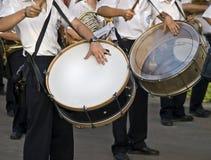 барабанчики челки Стоковая Фотография