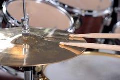 барабанчики Стоковая Фотография