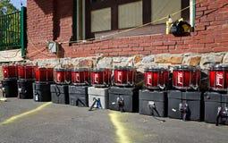барабанчики Стоковые Фотографии RF