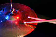 барабанчики Стоковое Изображение RF