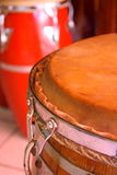 барабанчики conga Стоковое фото RF