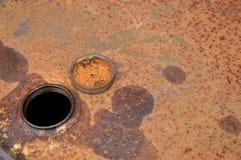 Барабанчик масла Стоковые Фото