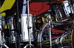 барабанчик Стоковая Фотография