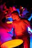 Барабанщики искры Worldbeaters Стоковое Фото