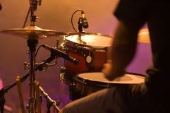 барабанщик Стоковые Фотографии RF