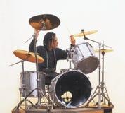 барабанщик Стоковые Изображения