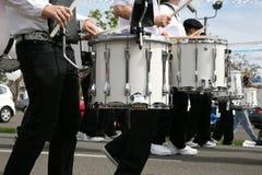 барабанщик Стоковое Изображение