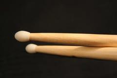 барабаньте sticks1 Стоковое Изображение RF