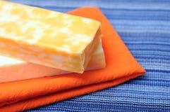 2 бара сыра Стоковая Фотография RF