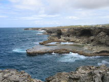Барбадосские островы North Point Стоковая Фотография RF