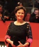 Барбара Auer на Berlinale 2018 Стоковые Изображения RF
