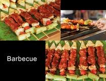 Барбекю готовое для ест Стоковое фото RF