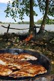 барбекю традиционное Стоковое Изображение RF