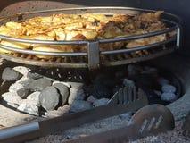 Барбекю цыпленка Стоковая Фотография RF