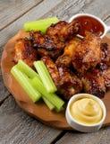 Барбекю цыпленка стоковые изображения rf