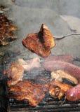 барбекю Стоковые Изображения RF