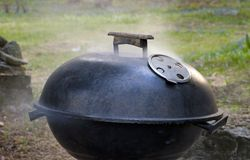 барбекю Стоковое фото RF