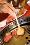 барбекю oriental Стоковые Фото
