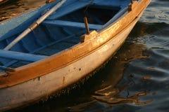 баржа деревянная Стоковые Фотографии RF