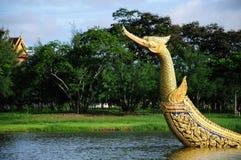 Баржа Suphannahong королевская Стоковые Фото