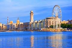 Бари, регион Apulia, Италии: Бари, регион Apulia, Италии: Bi стоковое изображение rf