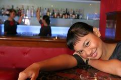 бармен Стоковые Изображения