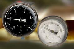барометр стоковые фото