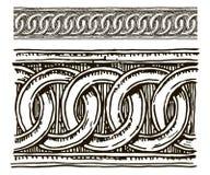 Барочная архитектурноакустическая деталь бесплатная иллюстрация