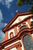 барочная деталь церков Стоковые Изображения RF
