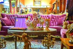 барочная мебель Стоковые Изображения RF